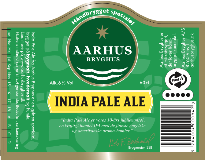 India Pale Ale, 6% Image
